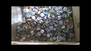 Bottle Cap Collection (Nearly 1000)