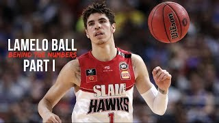 Behind The Numbers   LaMelo Ball   Part I   NBA Draft Junkies