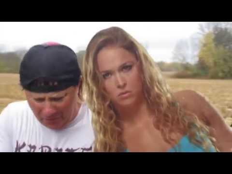 Tapping Ronda Rousey - A New Music Video Tribute from Donnie Baker & the Pork Pistols!