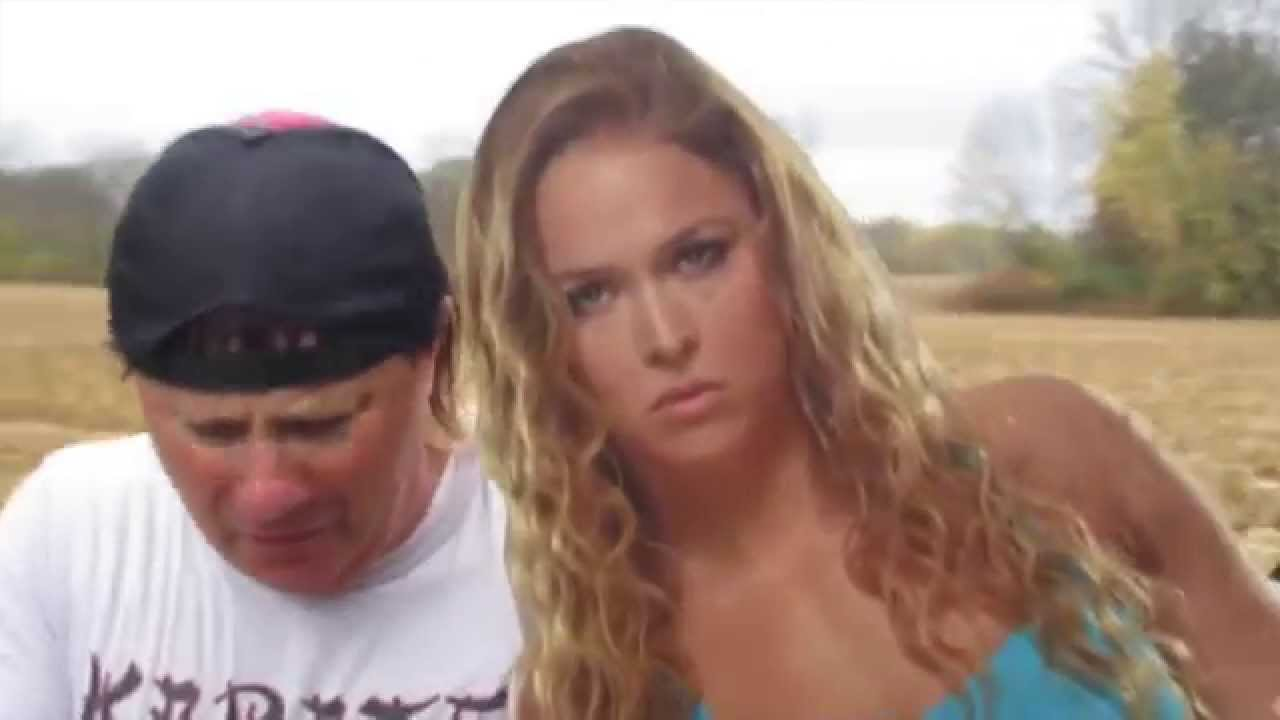 Tapping Ronda Rousey - A New Music Video Tribute from Donnie Baker ...