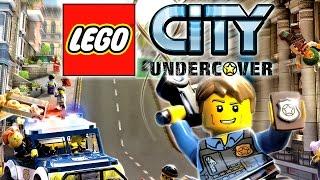 LEGO City Undercover Обзор игры - Полицейский Чейз Маккейн