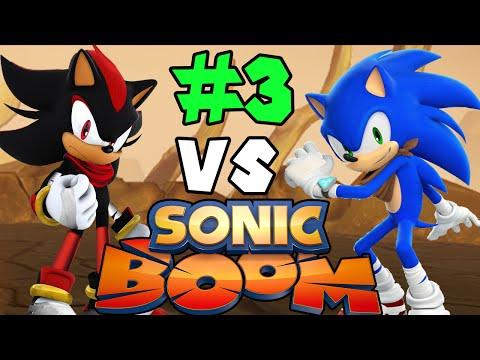 ABM: Sonic BOOM Rise Of Lyric!! (Walkthrough 3) Sonic Gangs Commentary!! HD