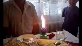 День рождение отца (60 лет)