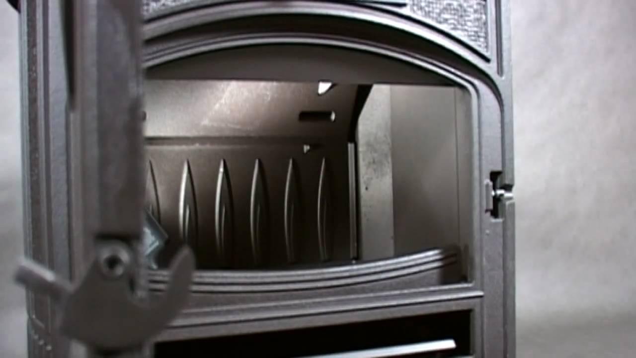 Freistehender Ofen Koza K6 Youtube