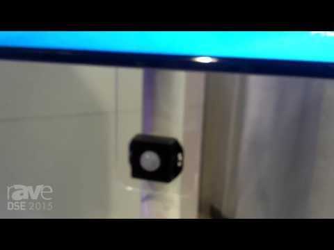 DSE 2015: Videotel Talks About Motion Sensor with VP71 Media Player