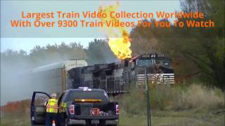 Super Fast UPS Train