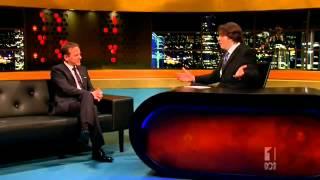 The Jonathan Ross Show - Kiefer Sutherland, Andrew Flintoff, Amanda Seyfried, Paul Weller.