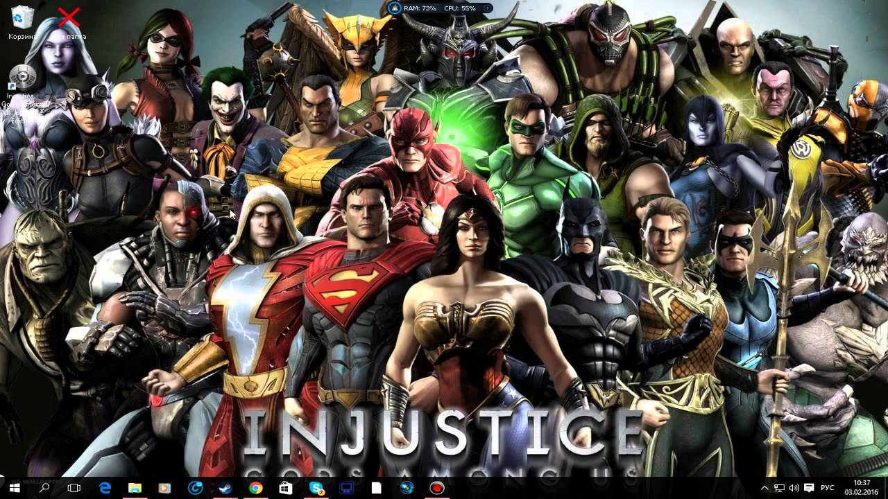Скачать игру на pc injustice gods among us.