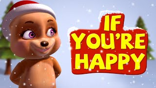If you are happy and know it - Nursery Rhyme for Children