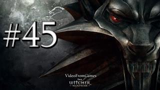 Прохождение The Witcher 45 Смерть Дагона