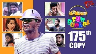 Fun Bucket | 175th Episode | Funny Videos | Telugu Comedy Web Series | Harsha Annavarapu | TeluguOne