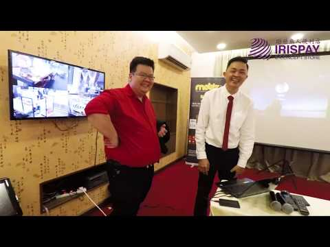 Irispay E-Concept Store Seminar