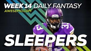 NFL DFS Picks - Week 14 On The Contrary - 2019 Fantasy Football Picks - Sponsored By FantasyDraft