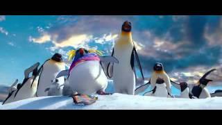 Happy Feet 2 - Under Pressure / Rhythm Nation (SLOVAK)
