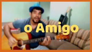 Baixar Sergio Lopes -  O Amigo  l  COVER 2019 ROMARIO MOURA