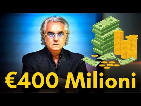 FLAVIO BRIATORE: COME RAGGIUNTERE IL SUCCESSO