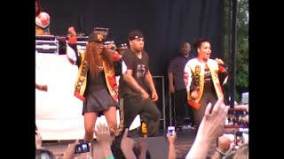 Salt N Pepa Live at Decatur Celebration 2014