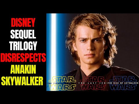 how-the-disney-sequel-trilogy-disrespects-anakin-skywalker-|-star-wars-the-rise-of-skywalker