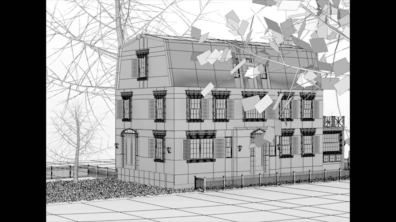 Francesco Bologna - 3D Environment Modeling Demo Reel