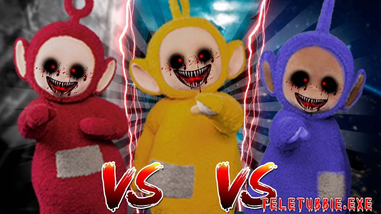 Minecraft TELETUBBIES.EXE VS - WHOS IS THE MOST EVIL TELETUBBIE.EXE