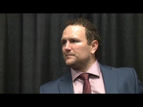 Komets head coach Gary Graham full interview on 10/14/17