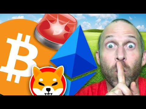 URGENT VIDEO FOR ALL BITCOIN & ETHEREUM HOLDERS!!!! QUIET BEFORE THE STORM!! [shiba inu criticism..]