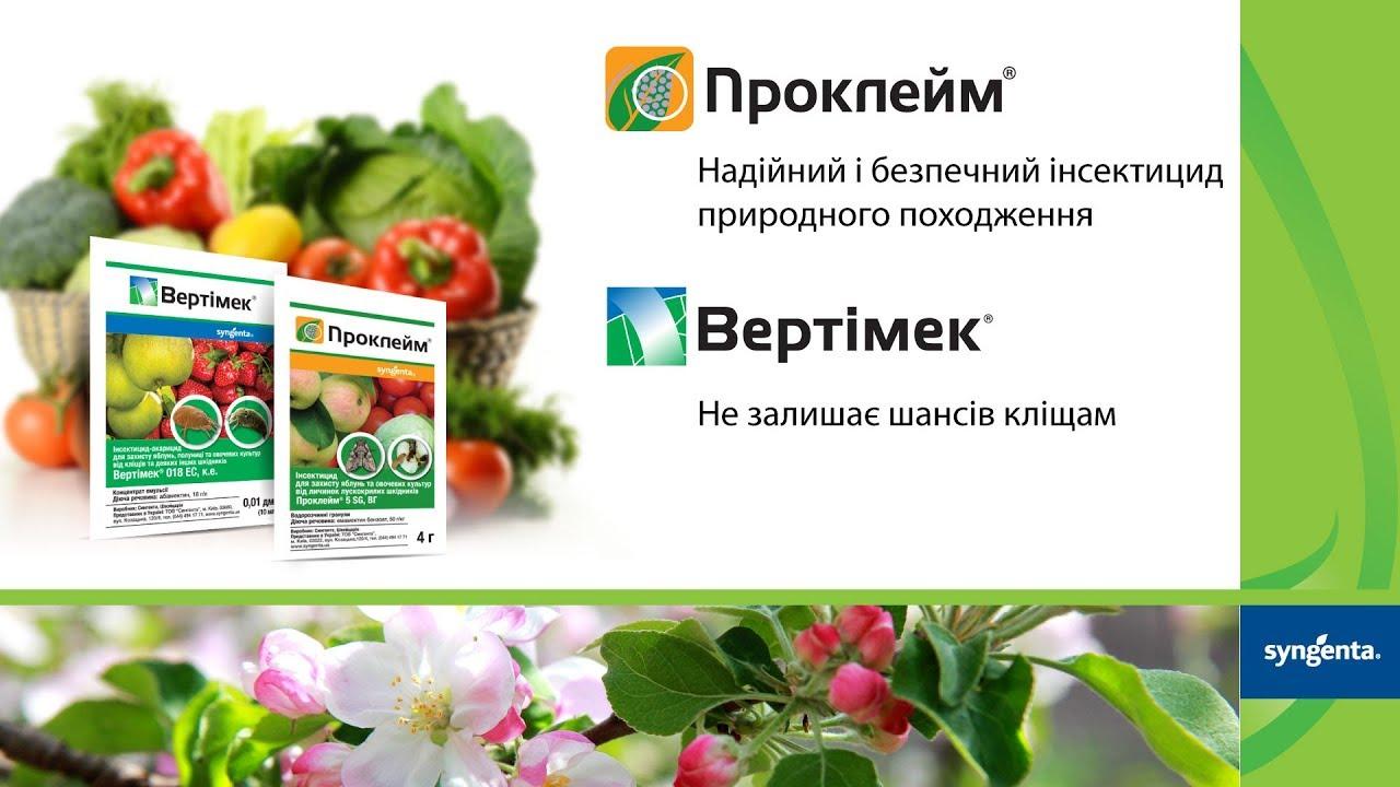 Защищаем сад в период вегетации от вредителей и болезней!