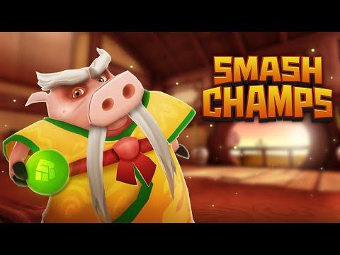 Smash Champs - Launch Trailer