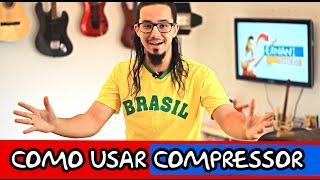 COMO USAR COMPRESSOR NO CONTRABAIXO - Ernani Júnior