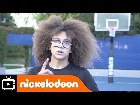 Kids' Choice Awards 2016 | Basketball Tricks Shots #3 | Nickelodeon UK