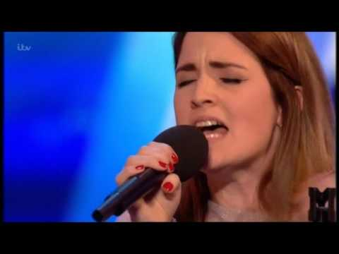 BGT 2017 AUDITIONS - SIAN PATTISON