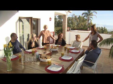 Ontbijten in't zonnetje: wat wil een mens nog meer? | Met Vier In Bed