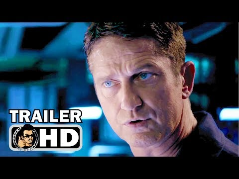 HUNTER KILLER Trailer #2 (2018) Gerard Butler Movie