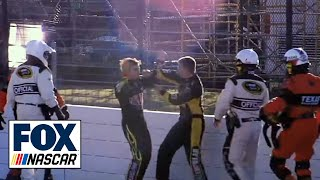 The Top 5 Fights In Nascar History - Nascar Race Hub