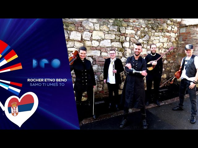 Rocher Etno Bend - Samo ti umeš to / Beovizija 2020