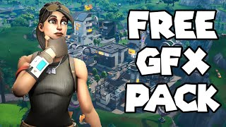 *FREE* GFX PACK (Fortnite 3D Models) ( IOS, ANDROID, and PC)