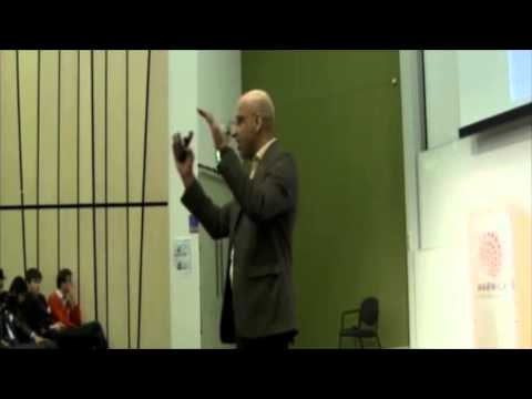 Abhinay Muthoo- Democracy and Economic Performance- Warwick Economics Summit 2015