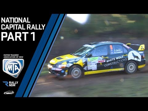 Rally Review - National Capital Rally - Part 1