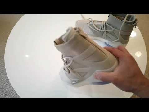 Nike X Fear of God 1 Oatmeal Unboxing & Impressions