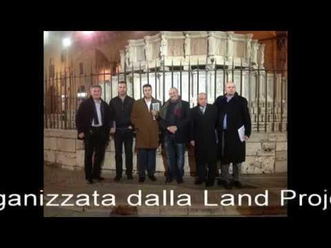 Mitrovica Agim Bahtiri Gabriele Pazzaglia visita delegazione Mitrovica in Italia a Perugia e Trento
