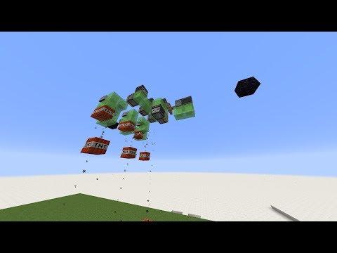 Minecraft 1.13 Infinite Carpet Bomber    Minecraft Warfare