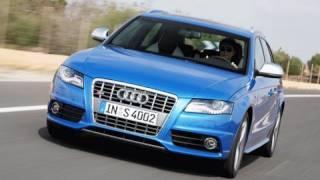 Audi S4/S4 Avant 2009 Videos