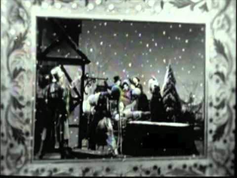 Fred Waring Christmas Episode 12-19-1954 Part 1 of 3
