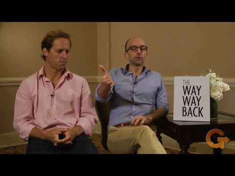 The Way, Way Back Interview - Writers/Directors Nat Faxon and Jim Rash
