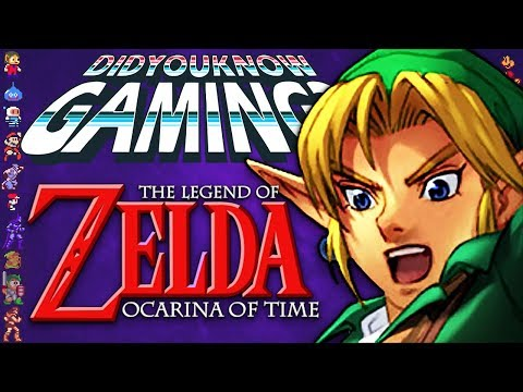 Zelda Ocarina of Time - Did You Know Gaming? Feat. Remix