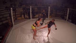 "Valentina Melo vs Zurimay Santana ""Female"" MMA WTE La Palma"
