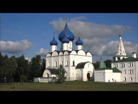 A day trip to the Golden Ring town of Suzdal, Russia.