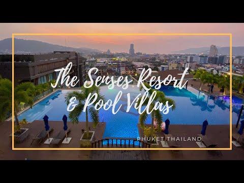 The Senses Resort & Pool Villas / Patong, Phuket Thailand / Full tour