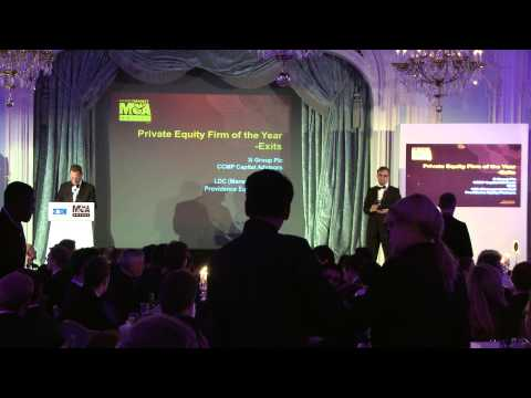 KKR -Private Equity Firm of the Year - Exits
