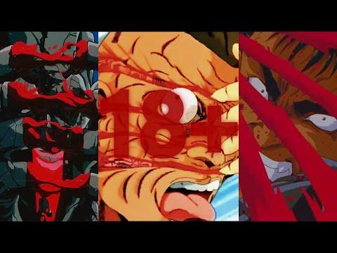 Vintage 90's Anime (Gore)